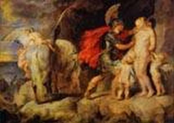 perseus liberating andromeda 1622 XX berlin germany